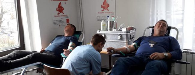 Krv darovalo 114 dobrovoljnih davalaca