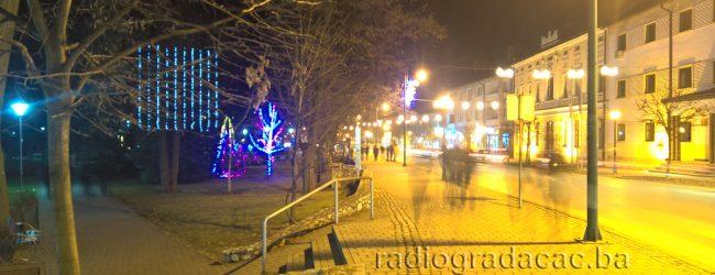 Gradonačelnik Dervišagić uputio novogodišnju čestitku