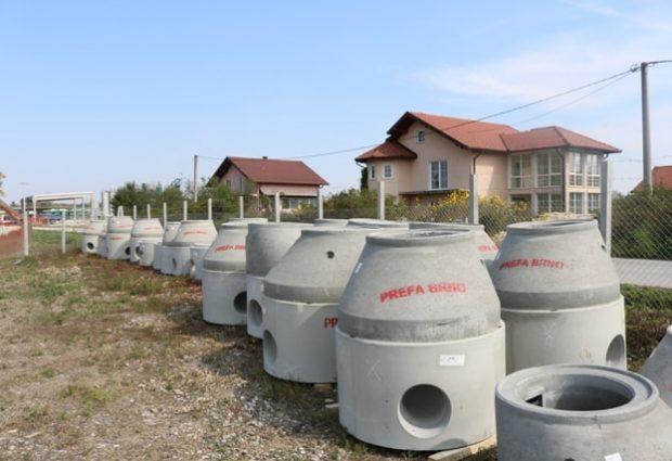 Potpisan ugovor za izgradnju 6,2 km nove kanalizacione mreže u sjevernom dijelu Gradačca