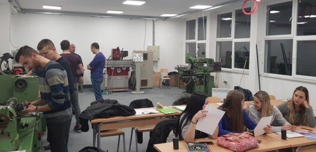 Počela obuka za CNC operatere u Trening centru