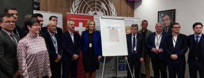 """Gradačac partner projekta """"Smanjenje rizika od katastrofa za održivi razvoj u BiH"""""""