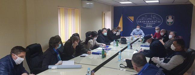 Osnovani štabovi civilne zaštite u mjesnim zajednicama na području grada Gradačca