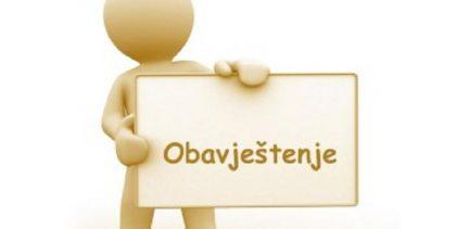 Online i telefonska prijava za korisnike redovnih javljanja 30, 45 i 120 dana produžena do 3. maja