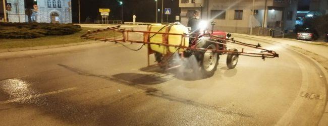 Komunalac objavio raspored čišćenja i dezinfekcije grdaskih ulica do 11. aprila