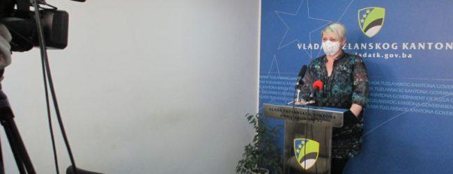 Tuzlanski kanton: Testirano 70 novih uzoraka, 1 pozitivan