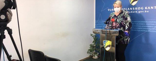 Četiri izliječena i četiri nova pozitivna u Tuzlanskom kantonu
