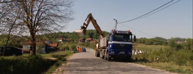 Nastavljena rekonstrukcija regionalne ceste Srnice – Gračanica