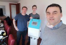 U TMD Group proizveden prvi bh. respirator