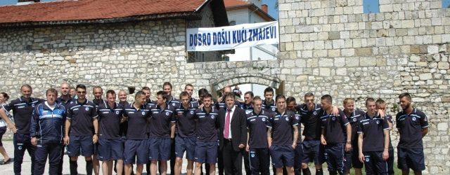 Šest godina od humanitarne utakmice nogometne reprezentacije BiH u Gradačcu
