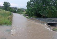 Bujični potoci uništili makadmske puteve i poljoprivredne usjeve