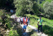 """Učesnici """"Marša mira"""" danas na posljednjoj dionici dužine 25 km, među njima i 20-tak Gradačačana"""