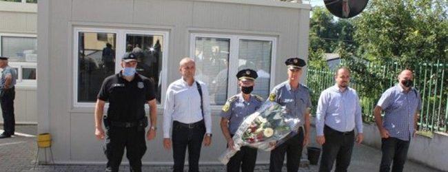Radna posjeta Policijskoj upravi Gradačac