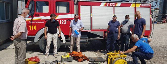 VIDEO: Gradačački vatrogasci dobili hidraulična kliješta i makaze