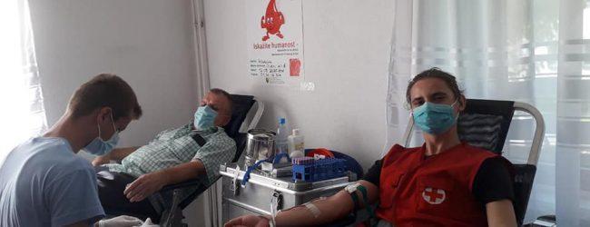 Održana 4. ovogodišnja akcija daobrovoljnog davalaštva krvi
