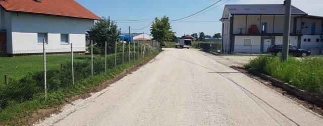 Izgradnja i rekonstrukcija lokalnih puteva na području grada Gradačac