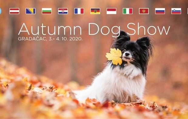 Za vikend Autumn Dog Show Gradačac 2020