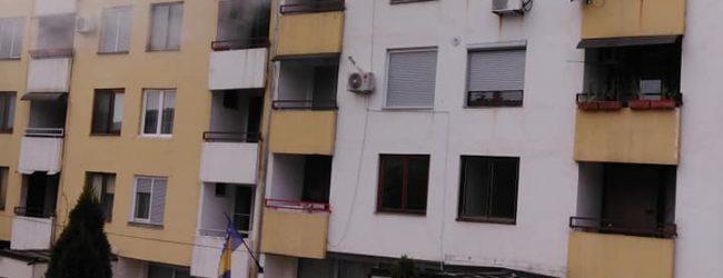 Gorio stan u ulici Ibrahima Kapetanovića (Potok mahala) – Servisne informacije za 19.09.2020.