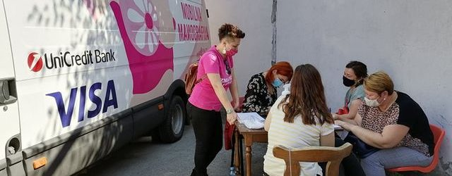 """""""Zajedno smo jedno"""" i """"Zmajice"""" organizovali besplatne mamografske preglede"""