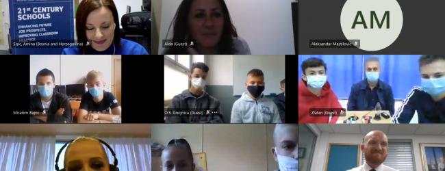 Osnovci iz Srnica Donjih pobijedili na četvrtom Takmičenju iz programiranja na micro:bit uređajima