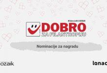 """Firma MIRROR među kompanijama nominovanim za nagradu """"Dobro"""""""