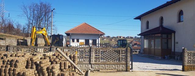 Dvorište džamije u Kerepu uskoro u novom ruhu