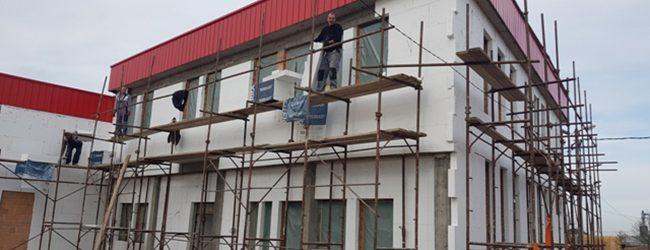 U toku završni radovi na Vatrogasnom domu u Vidi II
