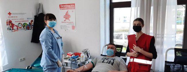 Krv darovalo 47 dobrovoljnih davalaca