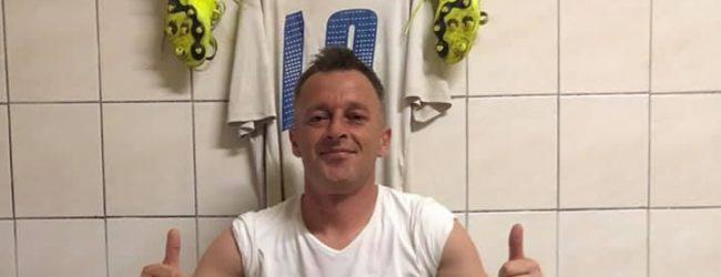 "Ljubimac gradačačke nogometne publike Nermin Huseinbašić zvani Doro ""okačio kopačke o klin"""