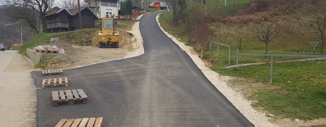 Izgradnja lokalnih puteva na području Gradačca