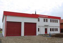 Uređuje se Vatrogasni dom Profesionalne vatrogasne jedinice Gradačac