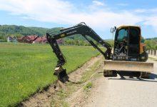 Počeli radovi na putnim pravcima u Biberovom Polju, Vučkovcima i Mionici Centar