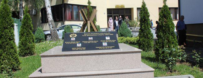 U Gradačcu obilježen Dan policije Tuzlanskog kantona