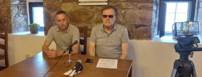 """Sutra ambijentalni performans """"Dnevnik seobenog lica"""""""