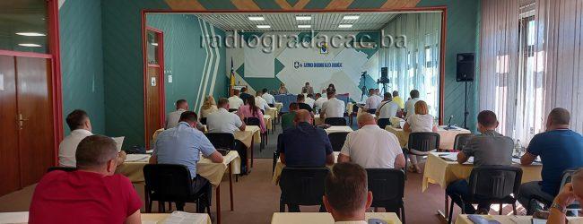 Održana 6. redovna sjednica Gradskog vijeća Gradačac
