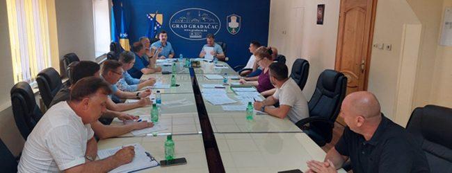Održana sjednica Privrednog savjeta Grada Gradačac