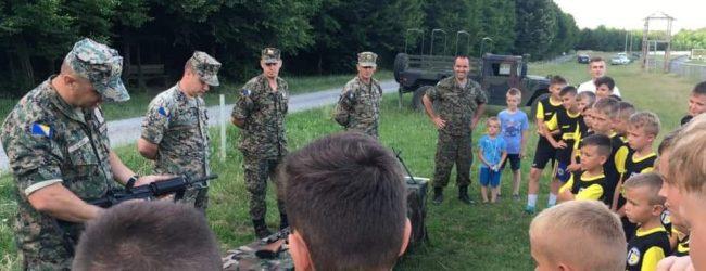 Sutra će se održati kombinovana vježba Oružanih snaga BiH na jezeru Vidara