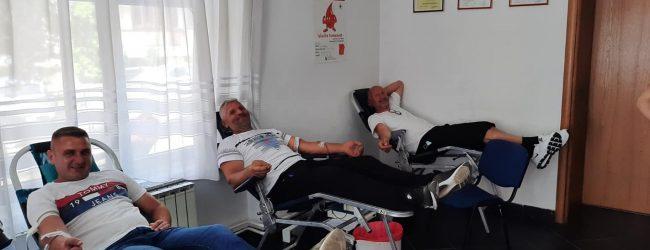 Krv darovao 31 dobrovoljni davalac