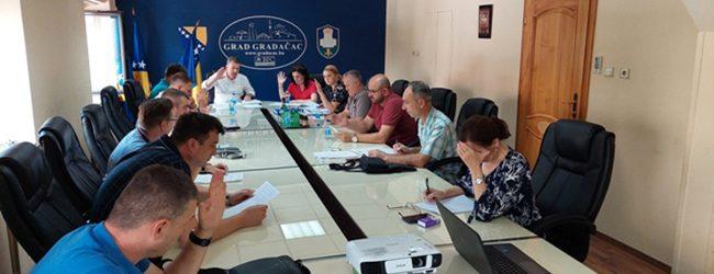 7. redovna sjednica Gradskog vijeća zakazana za četvrtak, 22. jula