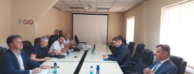 Vlada Federacije BiH će nastaviti podržavati privredu i infrastrukturne projekte u Gradačcu