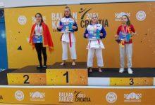 Aldina Bahić je po treći put za redom prvakinja Balkana u katama