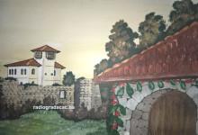 Likovna izložba Huseina Kadića iz Gradačca postavljena u Gornjoj Tuzli