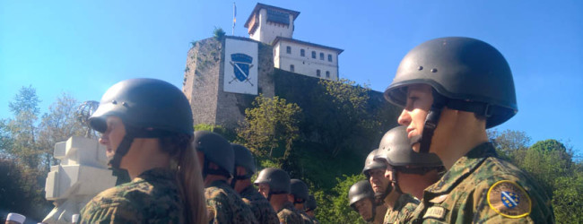 Obilježen Dan Armije Republike BiH