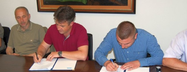 Potpisan ugovor za rekonstrukciju prečistača otpadnih voda