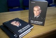 Promovisana knjiga o Aliji Izetbegoviću
