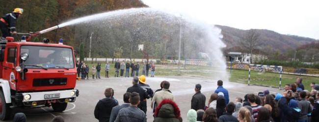 """Vježba evakuacije i spašavanja u OŠ """"Musa Ćazim Ćatić"""""""