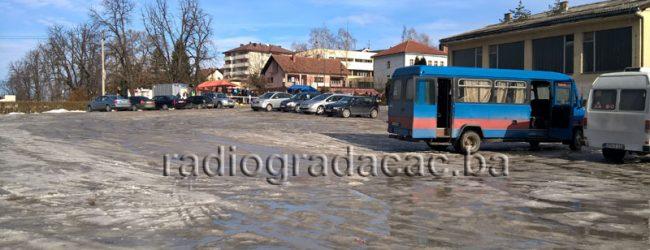 """Nema pijace na parkingu kod OŠ """"Ivan Goran Kovačić"""""""