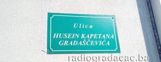 Dvije ulica u Gradačcu nose ime Husein kapetana Gradaščevića