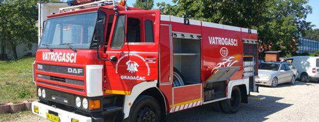 Nabavljeno vozilo za Profesionalnu vatrogasnu jedinicu