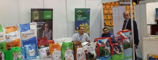 Proizvođači mineralnih đubriva izlagali proizvode na Sajmu šljive
