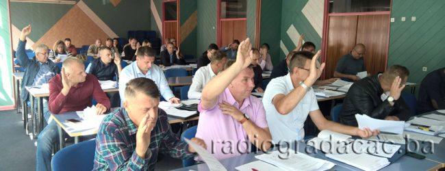 OV usvojilo rebalans budžeta, odluku o vodosnadbijevanju i informaciju o aktivnostima MEG projekta u općini Gradačac